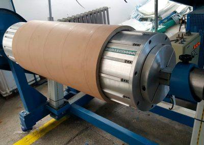 Steel Pneumatic Shaft